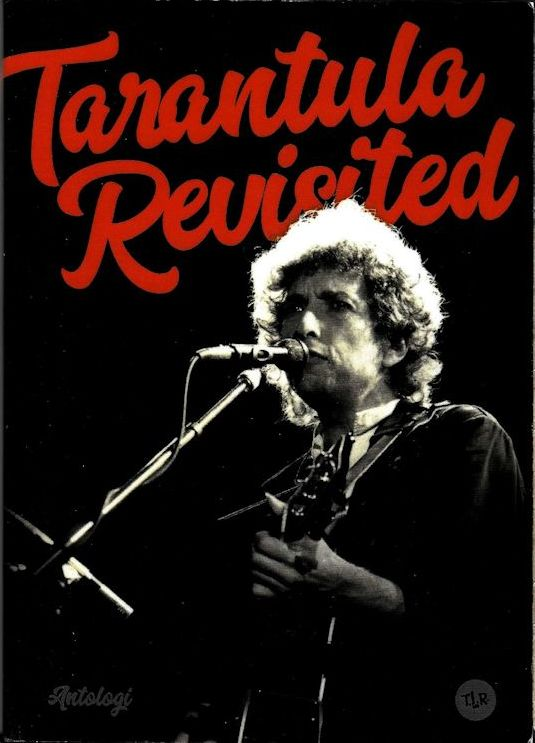 tarantula revisited Bob Dylan book