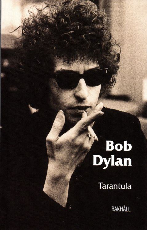 Dylan book in Swedish
