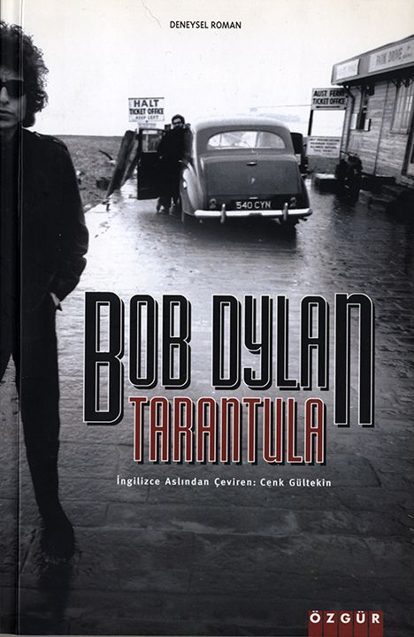 tarantula bob dylan book in Turkish