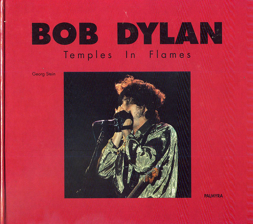temples in flames Bob Dylan book