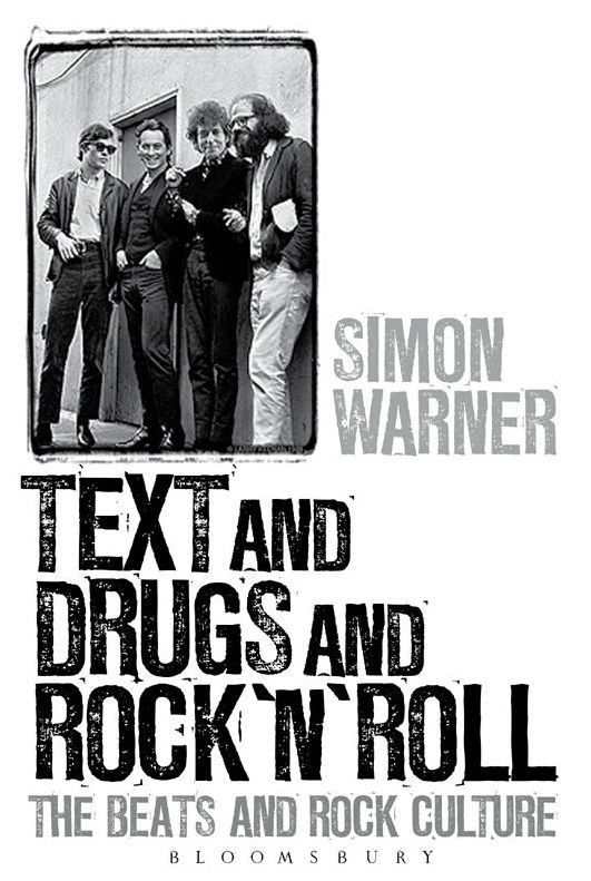 texts and drugs and rock'n'roll Bob Dylan book