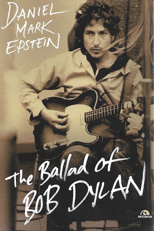 the ballad of bob dylan epstein book in Italian