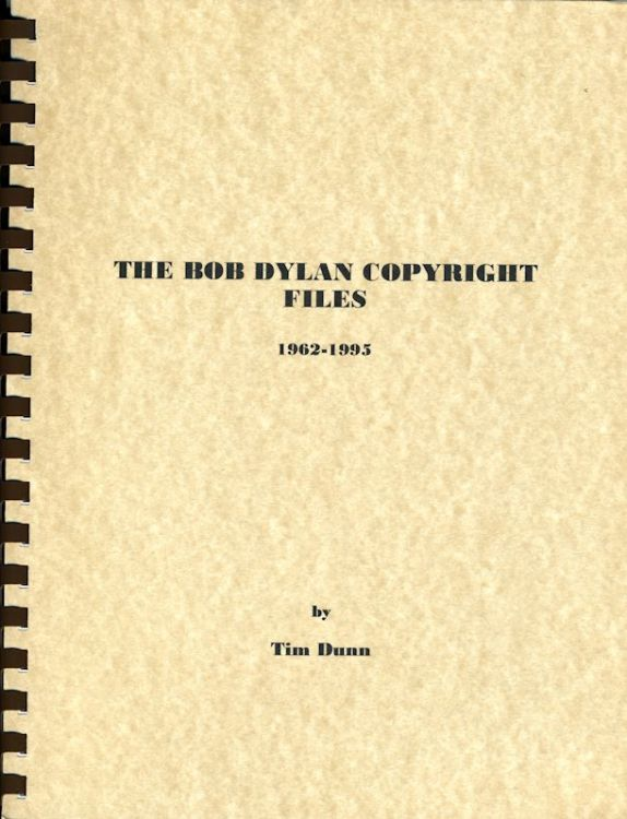 the Bob Dylan files 1962-1995 book