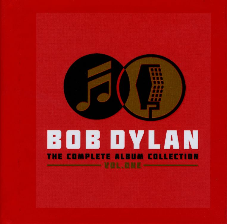 the complete album collection Bob Dylan 2013 cd box book