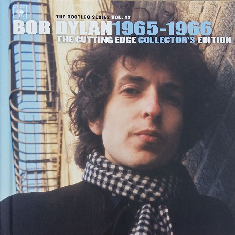 bootleg series volume 12 Bob Dylan 1965-1966 book