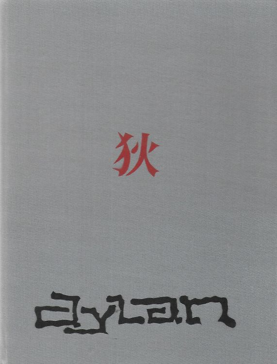 eye of the hurricane Dylan book in Chinese