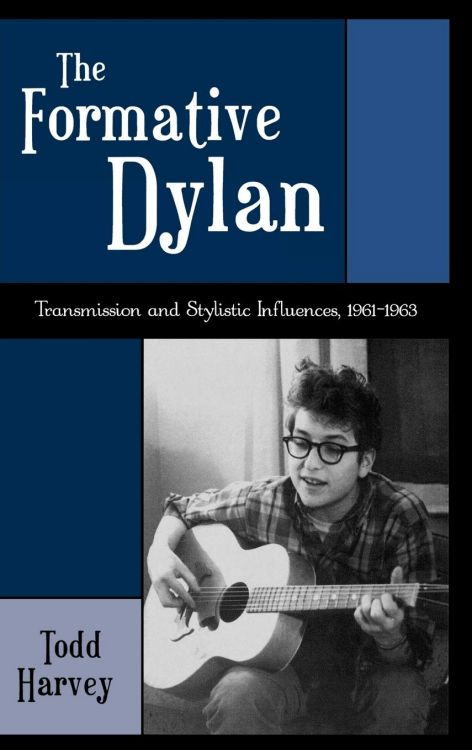 formative Dylan todd harvey book