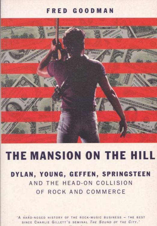 mansion on the hill Bob Dylan book softcover