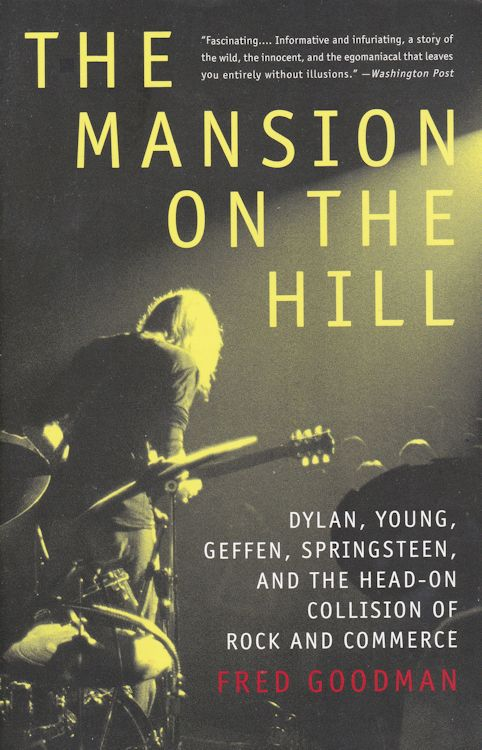 mansion on the hill Bob Dylan book Vintage Books 1998