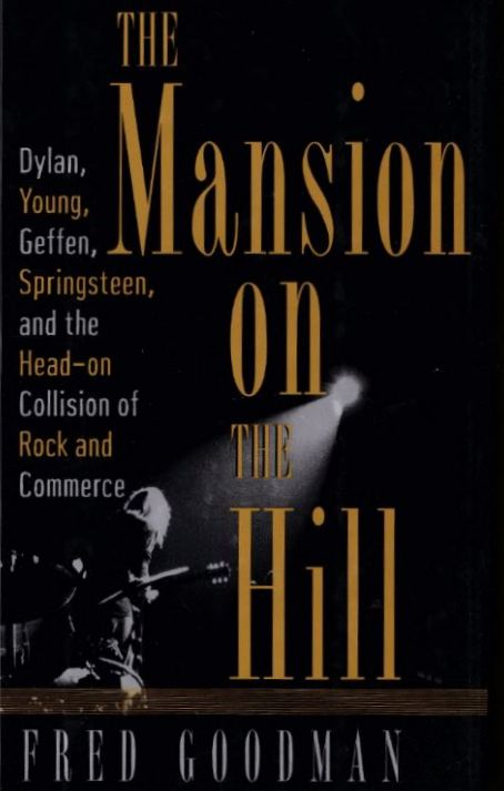 mansion on the hill Bob Dylan book