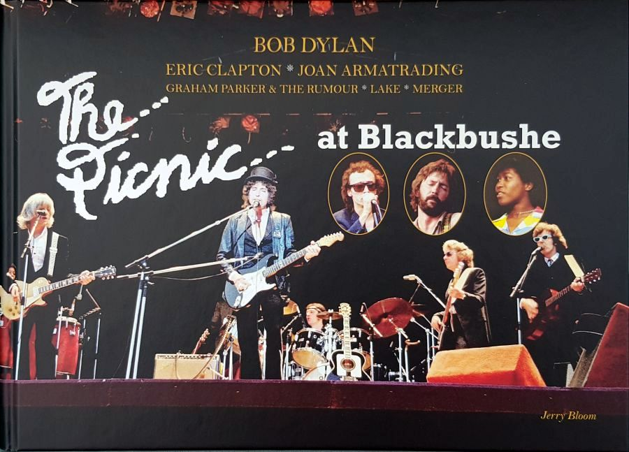 picnic at blackbushe flight case Bob Dylan book