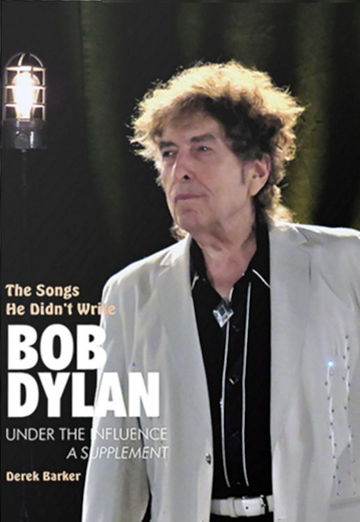the songs he did not write supplement Bob Dylan book