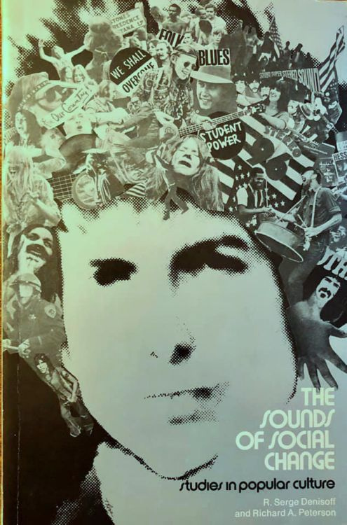 sounds of social change Bob Dylan book