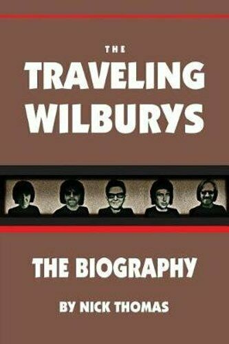 traveling wilburys the biography alternate cover
