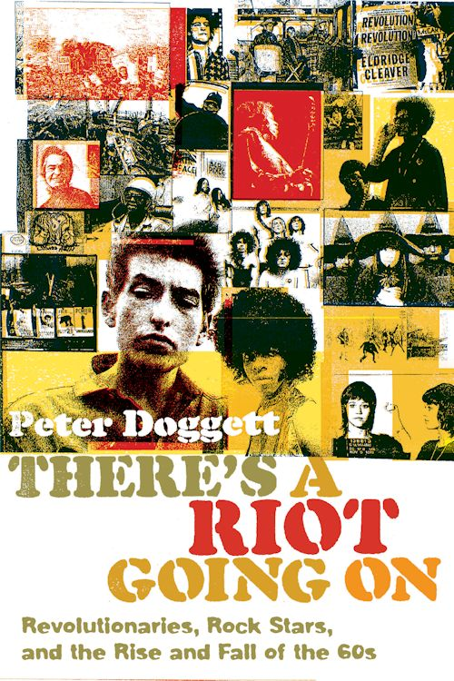 there's a riot going on Bob Dylan book