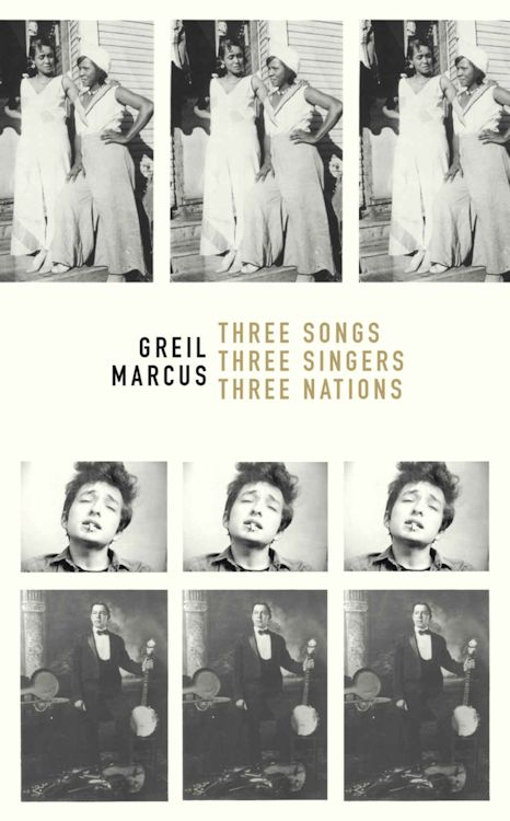 three songs three singers three nations marcus bob dylan book in French