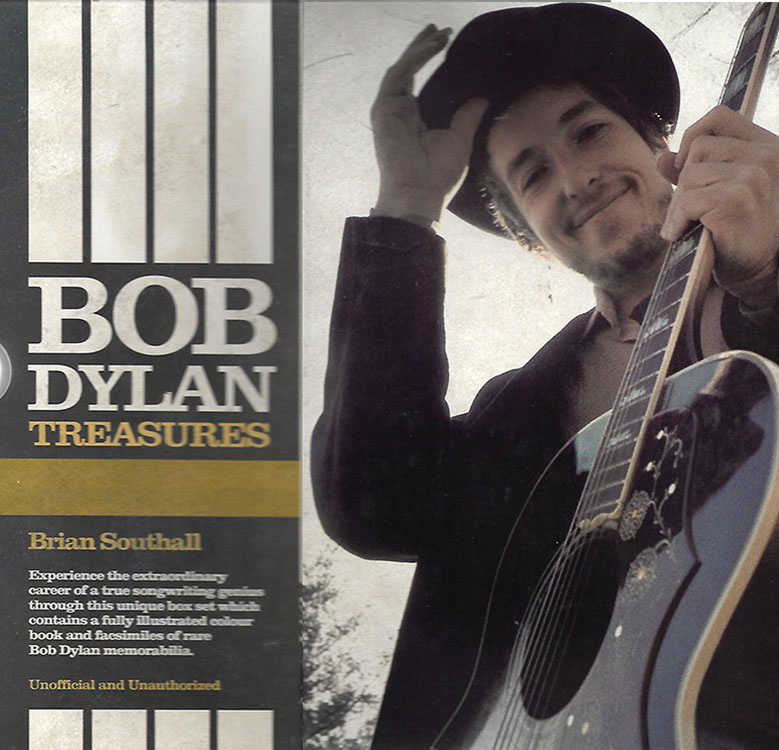 Bob Dylan treasures book