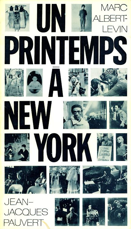 un printemps à new york bob dylan book in French