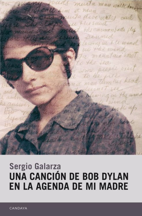 bob dylan en la agenda de mi madre book in Spanish