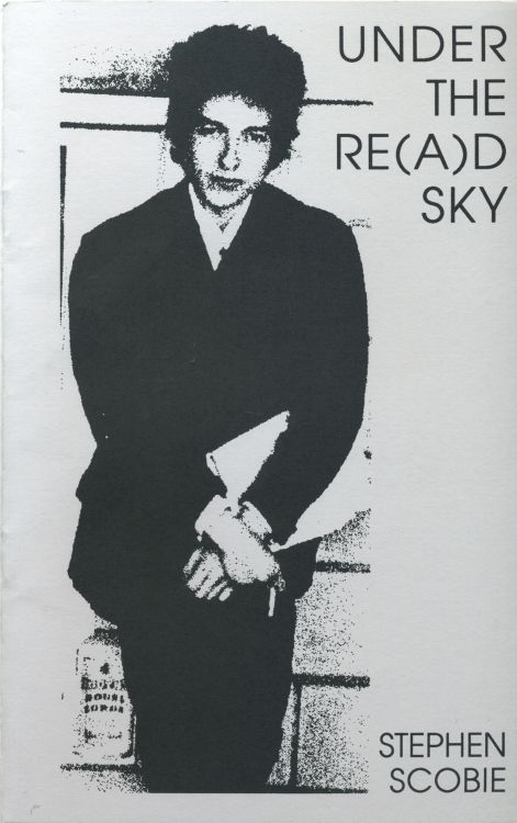 under the read sky Bob Dylan book