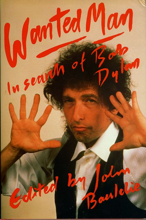wanted man in search of Bob Dylan book