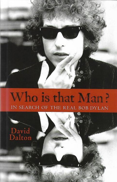 who is that man? in search of the real Bob Dylan Thorndike Press 2012 book