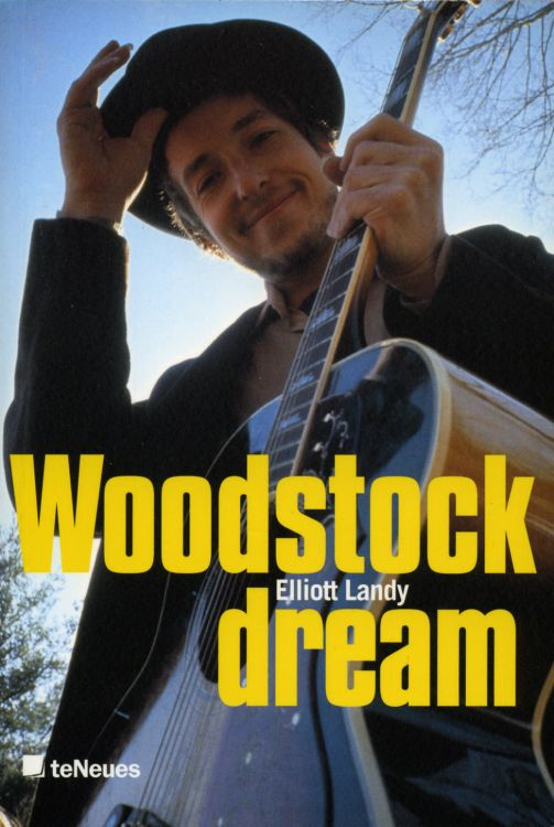 woodstock dreams bob dylan book in German