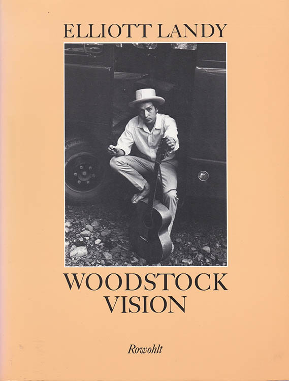 woodstock vision bob dylan book in German