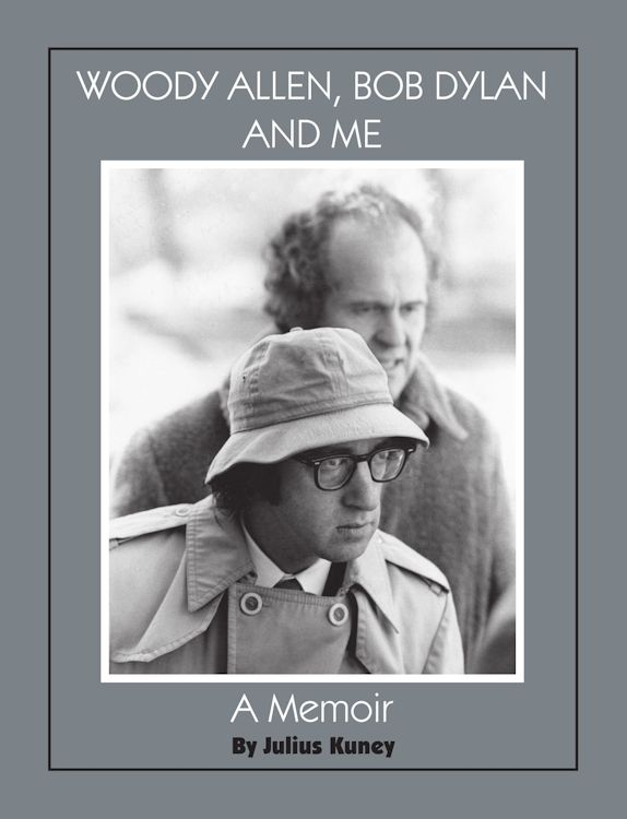 woody allen bob dylan and me