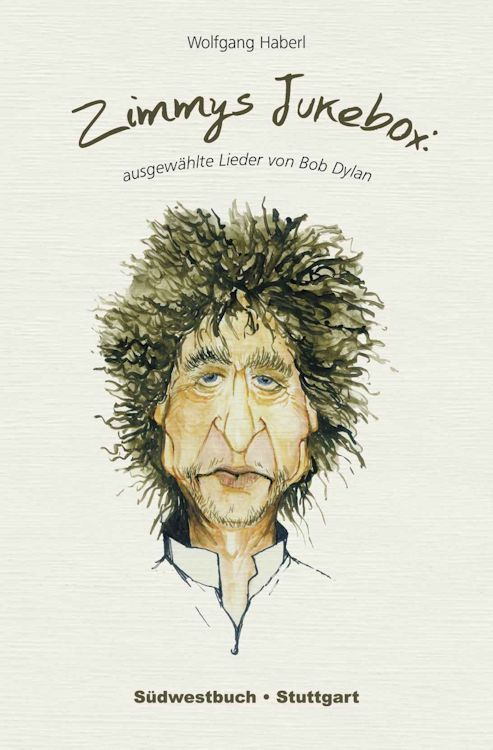 zimmy's jukebox bob dylan book in German