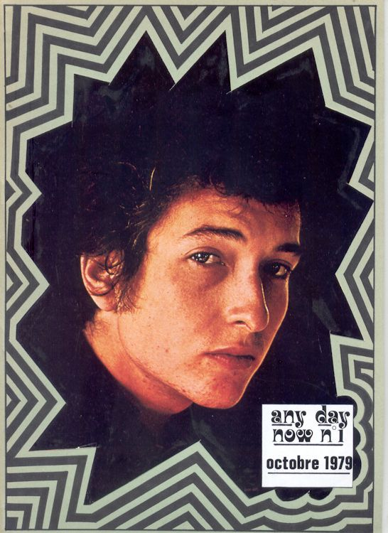 Any day now #01 colour Dylan Fanzine