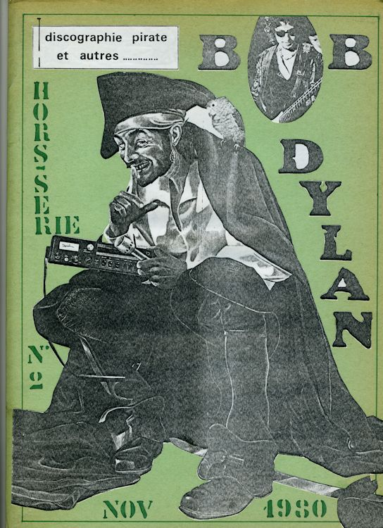 Any day now hors serie #2 Dylan Fanzine