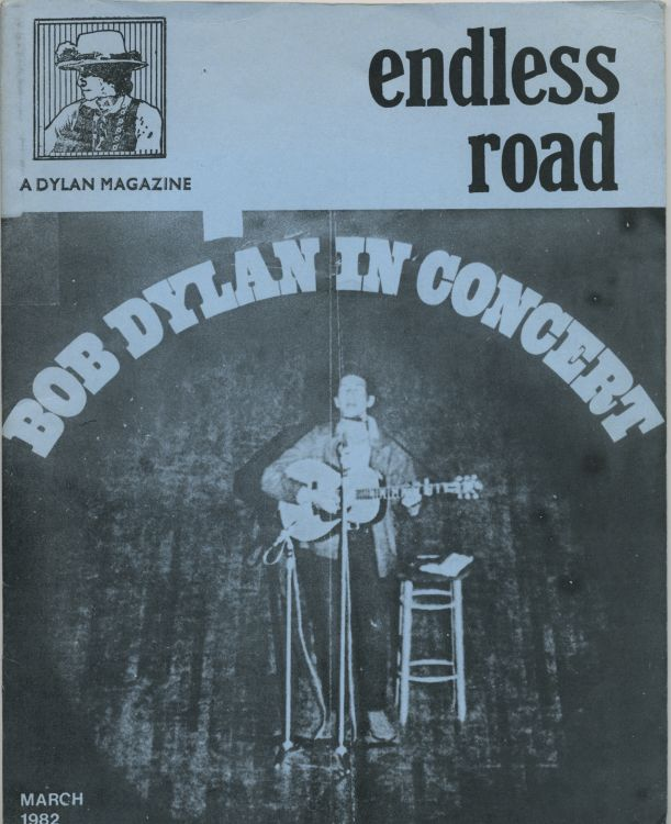 endless road bob Dylan Fanzine