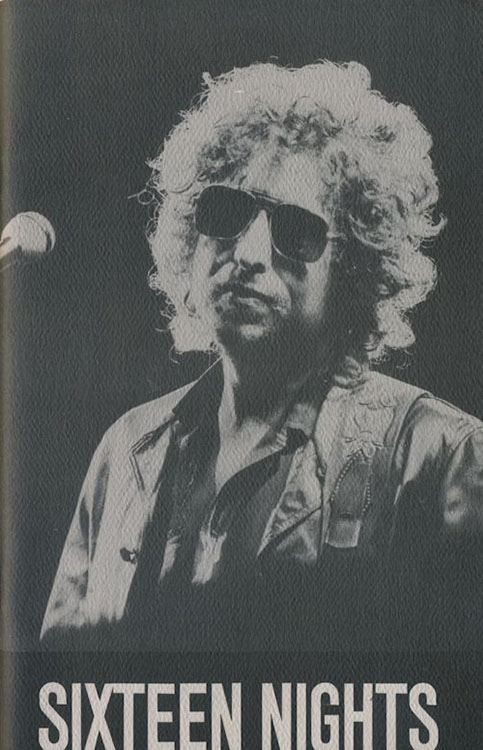 look back #16 bob Dylan Fanzine