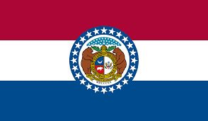 flag missouri