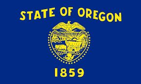 flag oregon