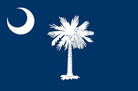 flag south carolina