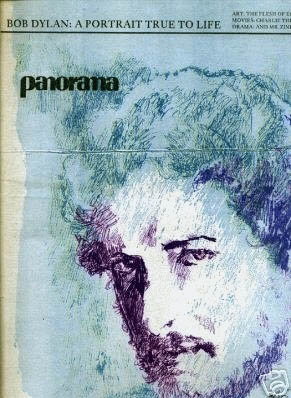 panorama chicago daily news magazine Bob Dylan cover story