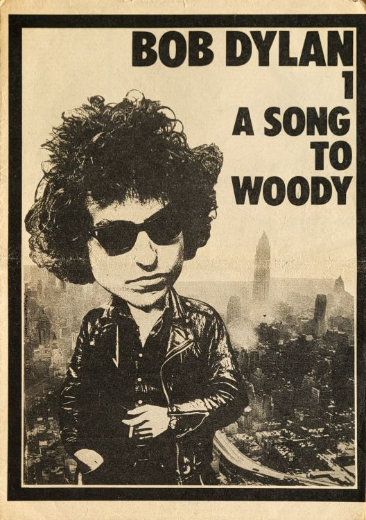 moustique 1972 magazine Bob Dylan cover story