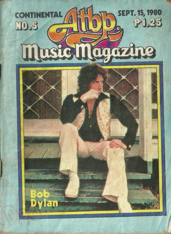atbp music magazine Bob Dylan cover story