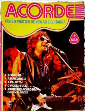 acorde magazine Bob Dylan cover story