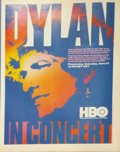 hbo magazine Bob Dylan cover story