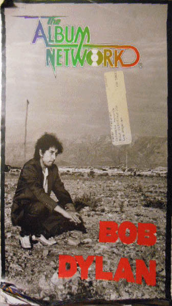the album network 1990 magazine Bob Dylan cover story
