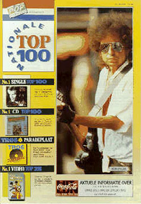nationale top magazine Bob Dylan cover story