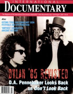 international documentary magazine Bob Dylan cover story