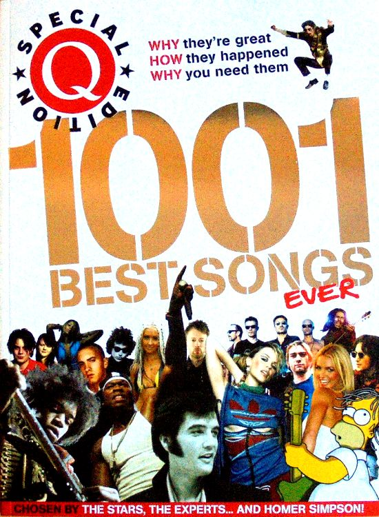 Q magazine 2003 special issue Bob Dylan cover story