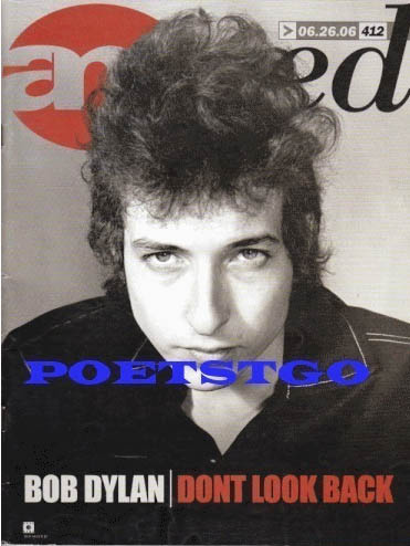 amped 2006 magazine Bob Dylan cover story