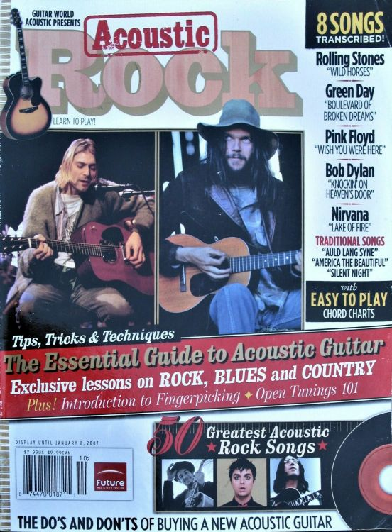 acoustic rock holland Bob Dylan cover story