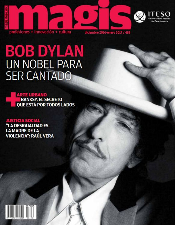 magis mexico magazine Bob Dylan cover story