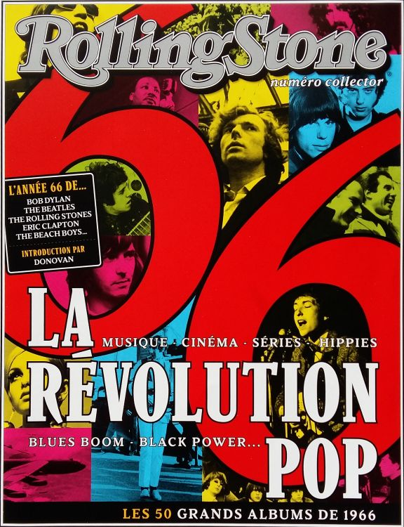 rolling stone magazine france April 2016 special Bob Dylan cover story
